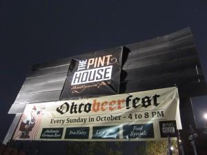The Pint House - Oktobeerfest