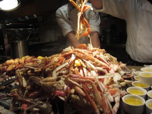 Wicked Spoon - Cosmopolitan - Crab Legs