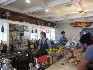 Alcove Cafe and Bakery - Big Bar
