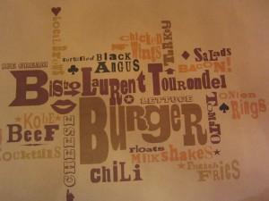 BLT Burger - Mat