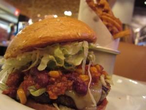 BLT Burger - TexMex Burger