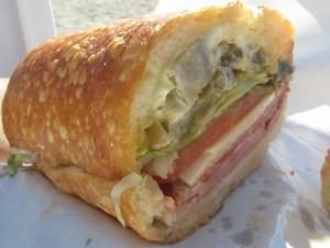 Bay Cities Deli - Godmother Sandwich
