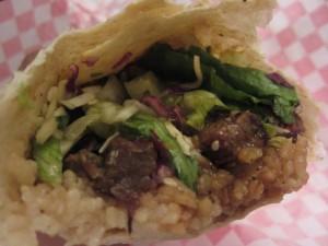 Cha Cha Chili - Short Rib Burrito