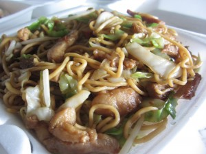 Dim Sum Express - Combo Chow Mein