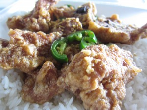 Dim Sum Express - Fried Pork Chops