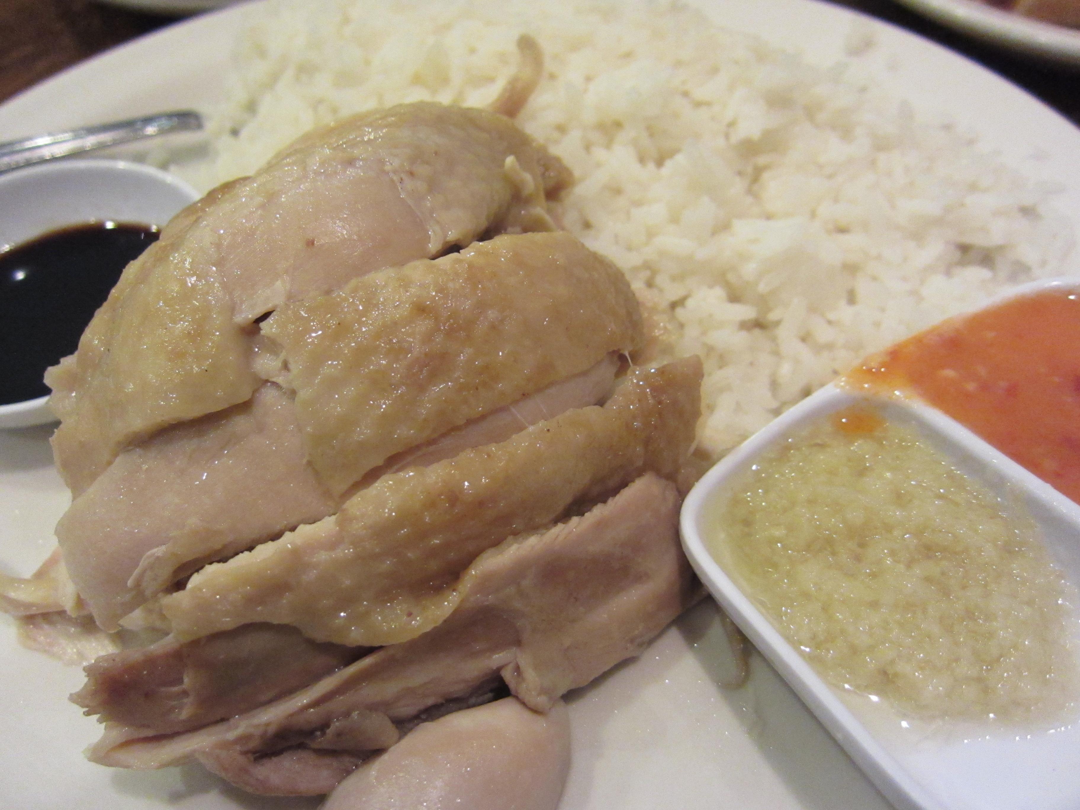 Savoy Kitchen – Hainan Chicken