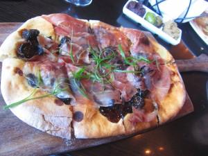 Todd English's Olives - Fig & Prosciutto Flatbread