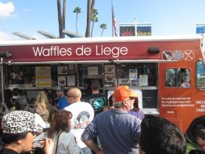 Waffles de Liege - Line