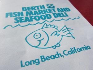 Berth 55 Fish Market