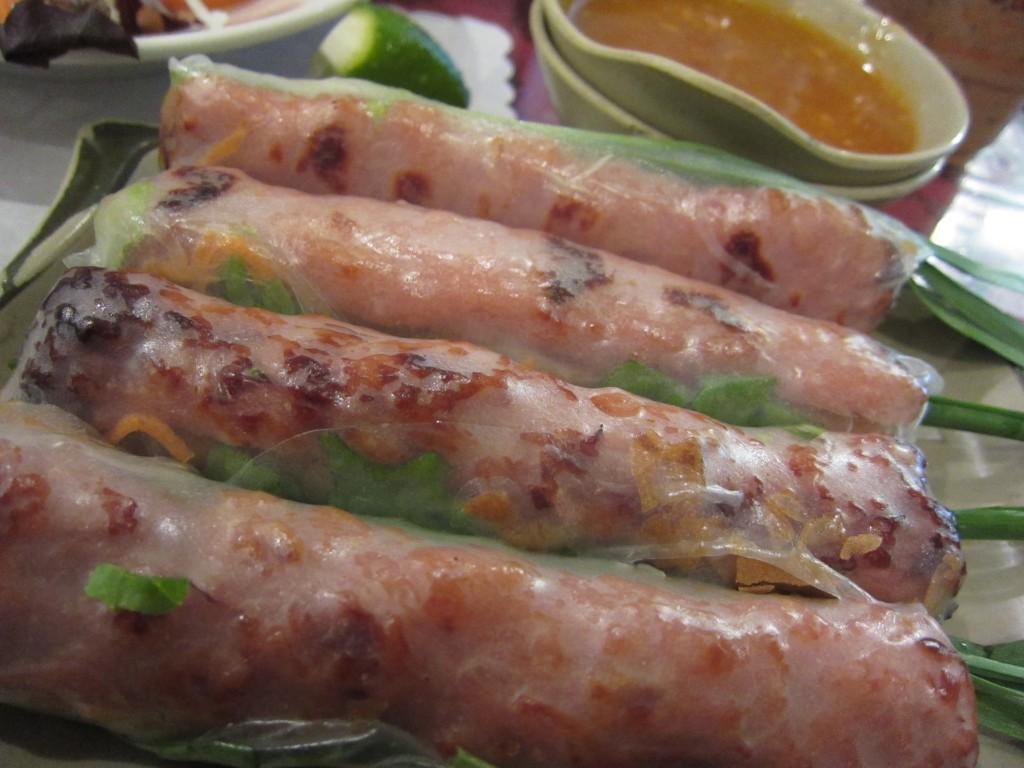 Vietnamese Spring Rolls With Slow Cooker Pork Recipe ...