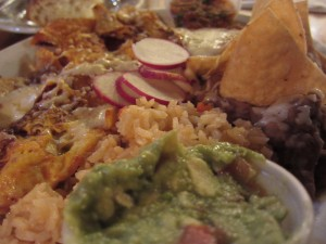 Foxy's Restaurant - Chilaquiles