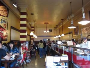 Nickel Diner - Inside