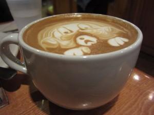 Urth Cafe - Spanish Latte
