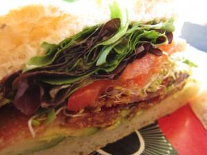 Auntie Em's Kitchen - Sandwich