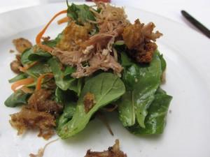 Campanile - Duck Salad