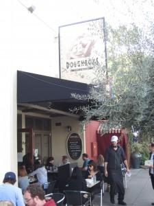 Doughboys Cafe - Outside
