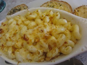 Farrell's Ice Cream Parlour - Mac and Cheese