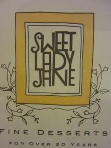 Sweet Lady Jane