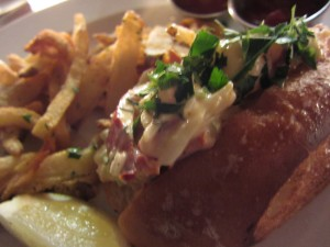 The Hungry Cat - Lobster Roll