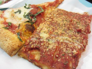 Tomatoe Pie - Pizza