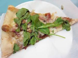 Tomatoe Pie - Prosciutto Happiness