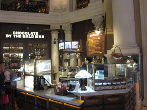 Max Brenner - Stand