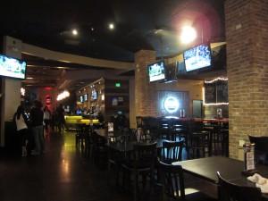 Birch Street Grill - Inside