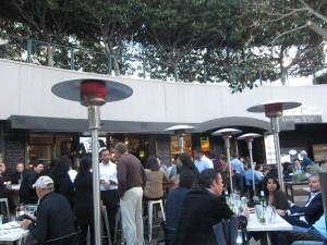 Blue Cow Kitchen Bar - Outside