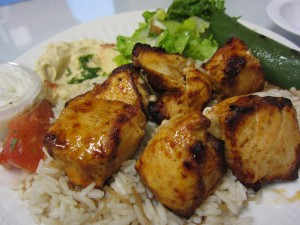 Hayat's Kitchen - Chicken Shish Tawook