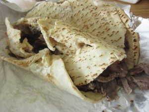 Zankou Chicken - Shawarma Wrap