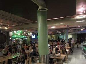 Palm's Thai Restaurant - Inside