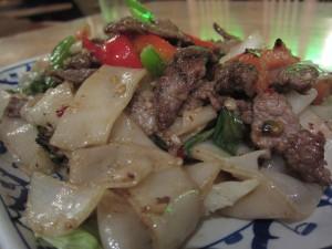 Palm's Thai Restaurant - Kee Mao Noodles