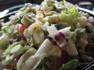 Portillo's Hot Dogs - Chopped Salad