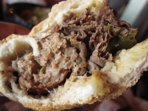 Portillo's Hot Dogs - Italian Beef and Sausage
