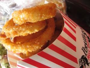 Portillo's Hot Dogs - Onion Rings