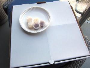 Secret Pizza - Box