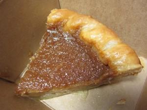 The Pie Hole - Maple Custard