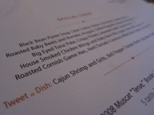 BLD - Tweet a Dish
