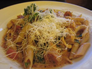 C & O Trattoria - Seafood Pasta