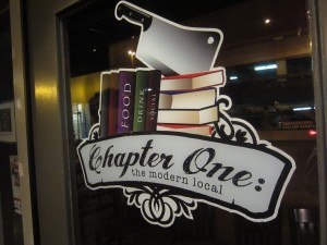 Chapter One Modern Local