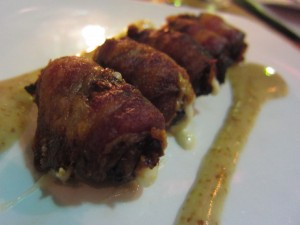Lola Gaspar - Bacon Wrapped Dates