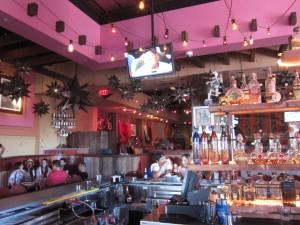 Pink Taco - Inside