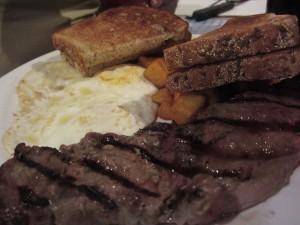 Ellis Island - NY Steak