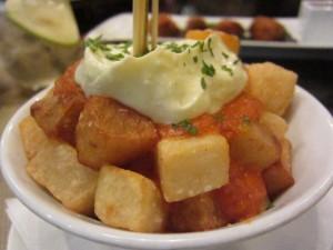Julian Serrano - Brava Potatoes