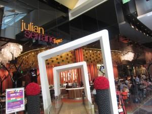 Julian Serrano Entrance