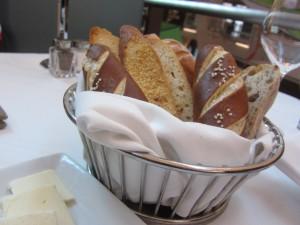Mastro's Ocean Club - Bread and Butter