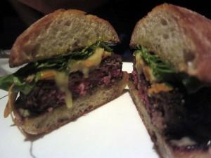 The Parish - Burger
