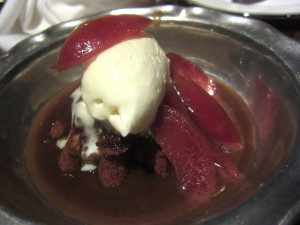 The Parish - Sticky Toffee Pudding