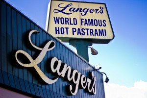 Langer's Delicatessen