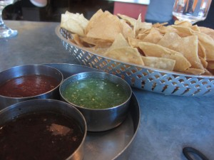 Border Grill - Chips and Salsa